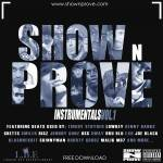 Show N Prove Instrumentals Vol 1