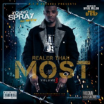 R.T.M Records Presents &#8211; Young Spray CD, Realer Than Most Vol 3