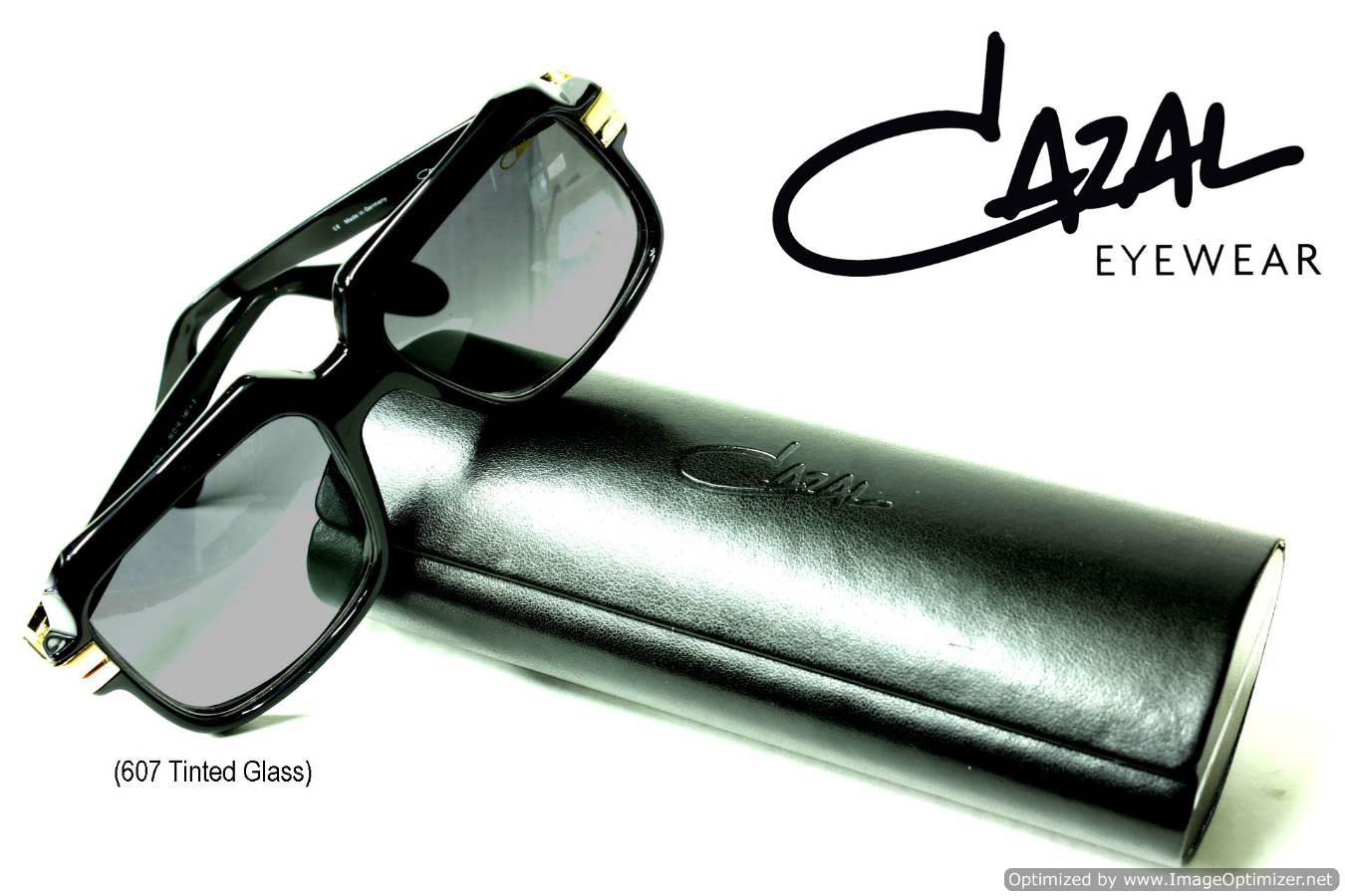 2cd036dac2df CAZAL 607 Vintage Sunglasses now at Everythinghiphop