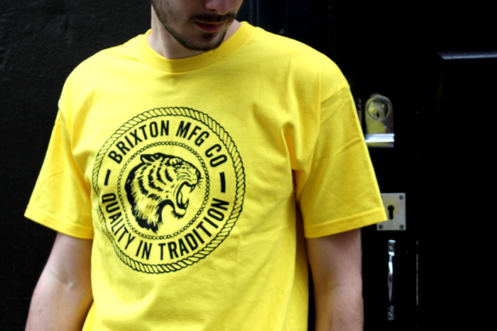 brixton lts cbridge t-shirt