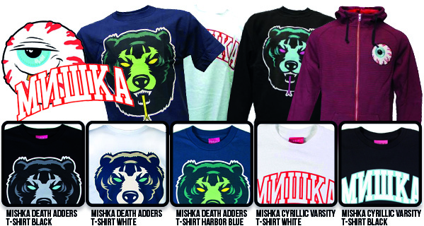 Mishka tees