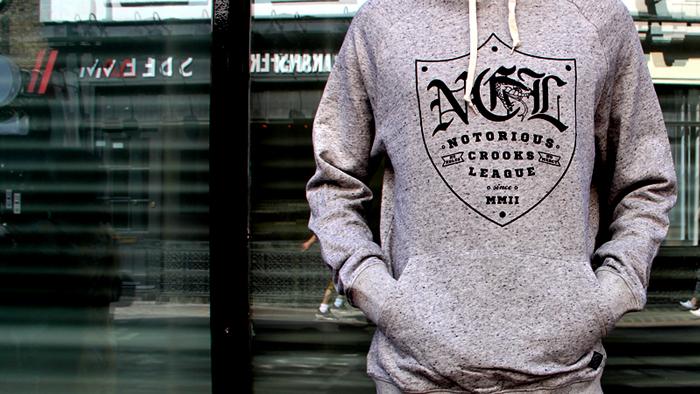 Crooks & Castles NCL hoodie