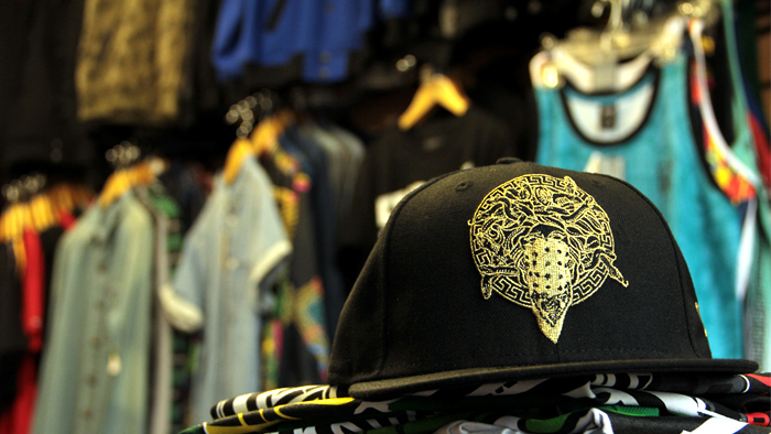 Crooks & Castles Primo fitted cap