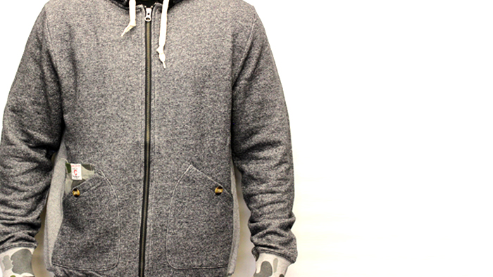 Crooks & Castles Heavy Steel Hoodie Black Speckle