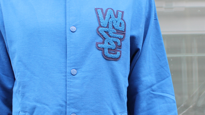 WeSC warren top blue