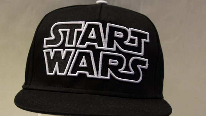 Jilted Royalty Start Wars 2013 Snapback Cap Black