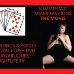 ROYAL FLUSH DVD 360PR MUSIC TV – SUMMER WIT MIAMI VOL 1 COMPILATION CD AND FREE DVD
