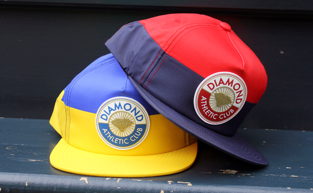 Diamond Supply Co Athletic Club Snapback