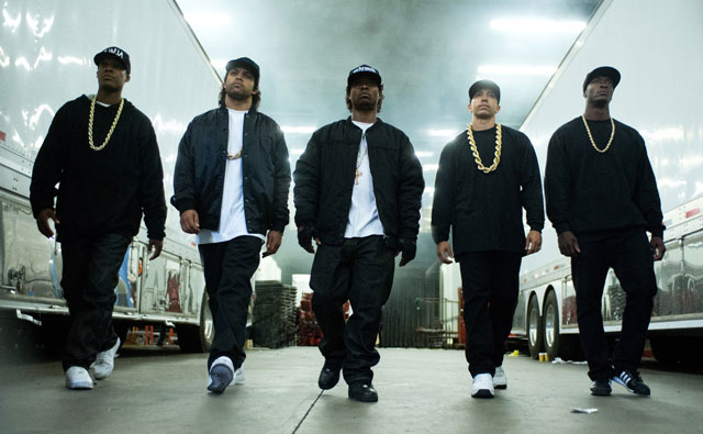 Straight Outta Compton Snubbed at the Oscars