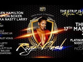 360PR Music TV Presents The Strip Is 360PR Album Party