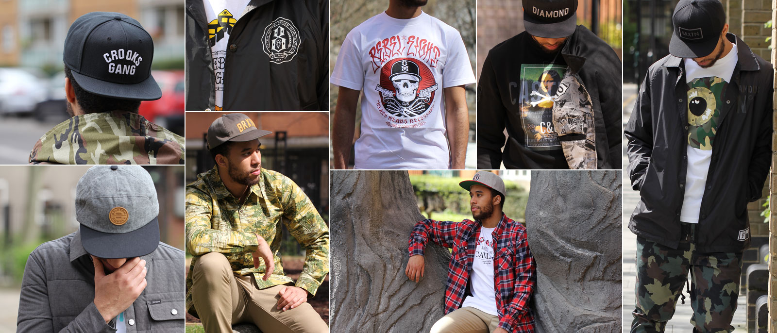 Everythinghiphop.com Urban Streetwear and Hip hop Online