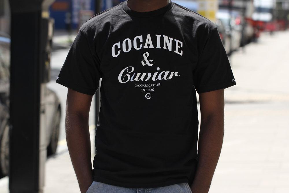 Майка cocaine