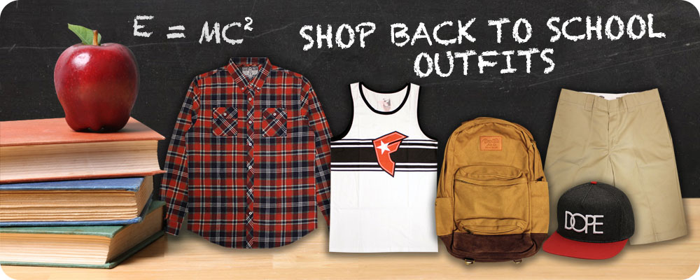 Back to school streetwear brands