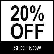 black Friday discounts 20% OFF