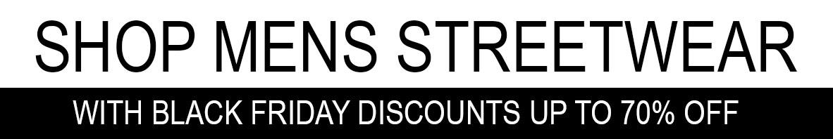 Shop black Friday sales on streetwear Clothing