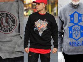 Men's Streetwear inspired Sweatshirts