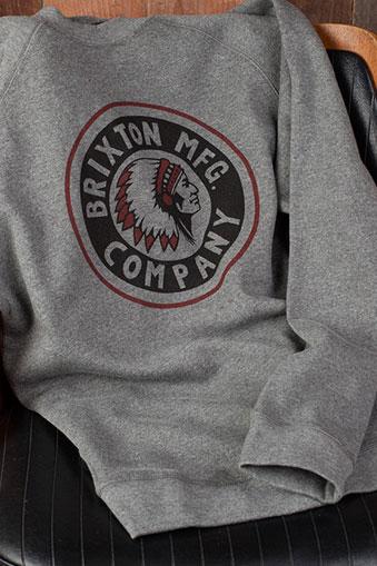 Brixton Rival Sweatshirt