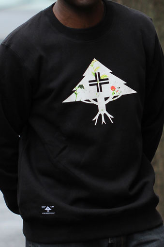 Lrg RC Roundabout Sweatshirt Black