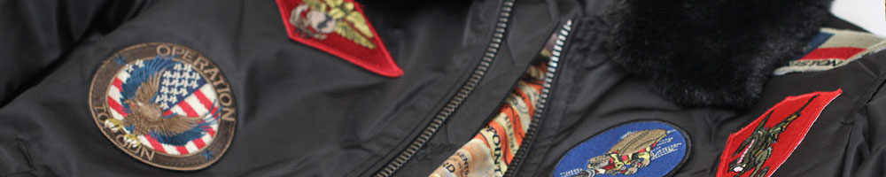 Top Gun Bomber Jackets