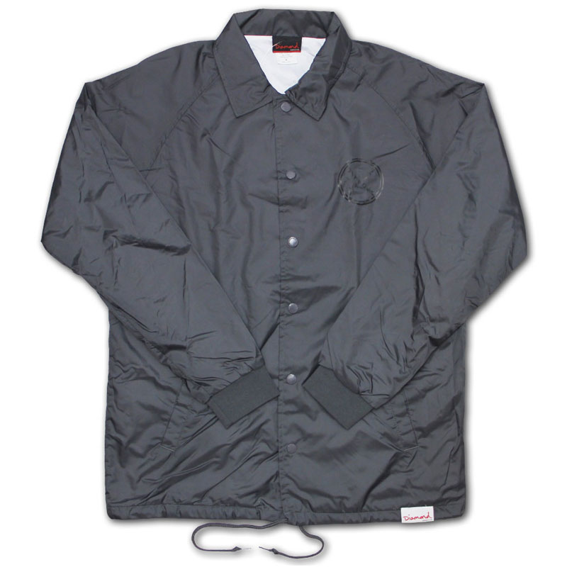 Diamond Supply Co Crossed Up Coach Jacket