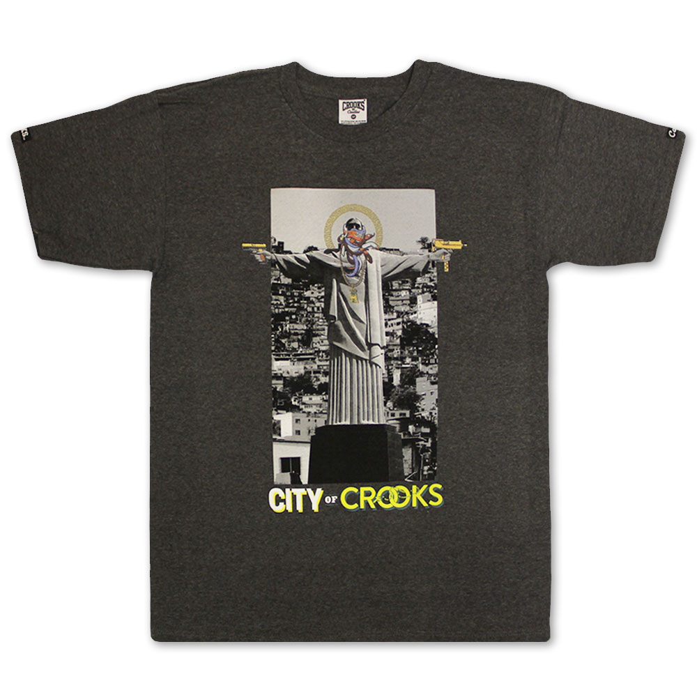 Crooks & Castles City of Crooks T-shirt