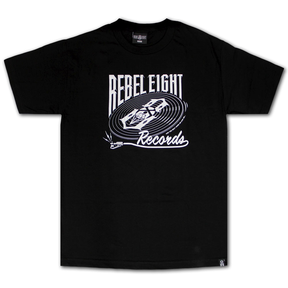 Rebel8 And the Beat Goes on T-shirt