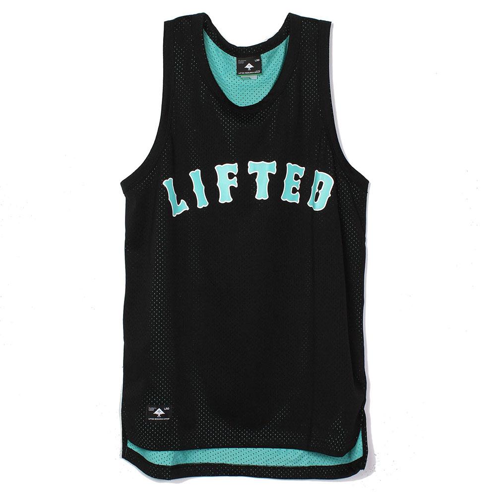 Lrg RC Basketball Jersey Black