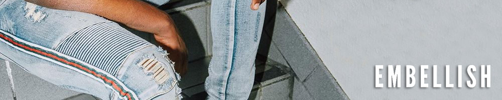 Embellish NYC Denim Jeans