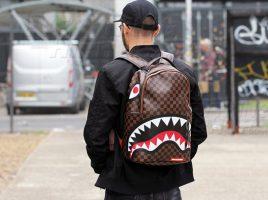 Sprayground Sharks In Paris