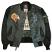 Top Gun Tiger Bomber Jacket Olive
