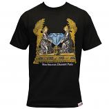 Diamond Supply Co Eternals T-shirt Black