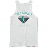 Diamond Supply Co OG Yacht Club Tank Top White