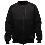 Crooks & Castles Sporthief Men's Knit Baseball Jacket Black