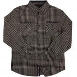 Cavi Top Gun L/S Shirt Jet Black