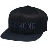 Diamond Supply Co Jackson Snapback Navy