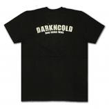 Dark n Cold Who Dares Wins Basic T-shirt Black