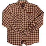 Cavi Aerial L/S Shirt Rumba Red