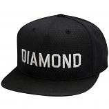 Diamond Supply Co Jackson Snapback Black