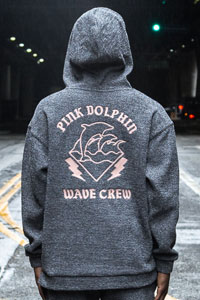 Pink Dolphin Hoodies