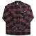 Dickies Sacramento Shirt Plum