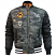 Top Gun Camouflage Bomber Jacket