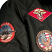 Top Gun MA-1 Nylon Bomber Jacket with Patches