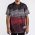 Pink Dolphin Waves Halftone T-Shirt Black