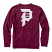 Primitive Apparel Dirty P Sweatshirt Burgundy