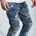 Embellish NYC Tanner Biker Denim Jeans