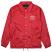 Brixton Dale Windbreaker Jacket Red