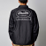 Brixton Dale Windbreaker Jacket Black