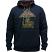 LRG RC Men's Pullover Hoodie Navy