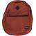 Brixton Ltd Carson Backpack Bag Red