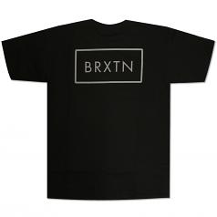 Brixton Ltd Rift T-Shirt Black Grey